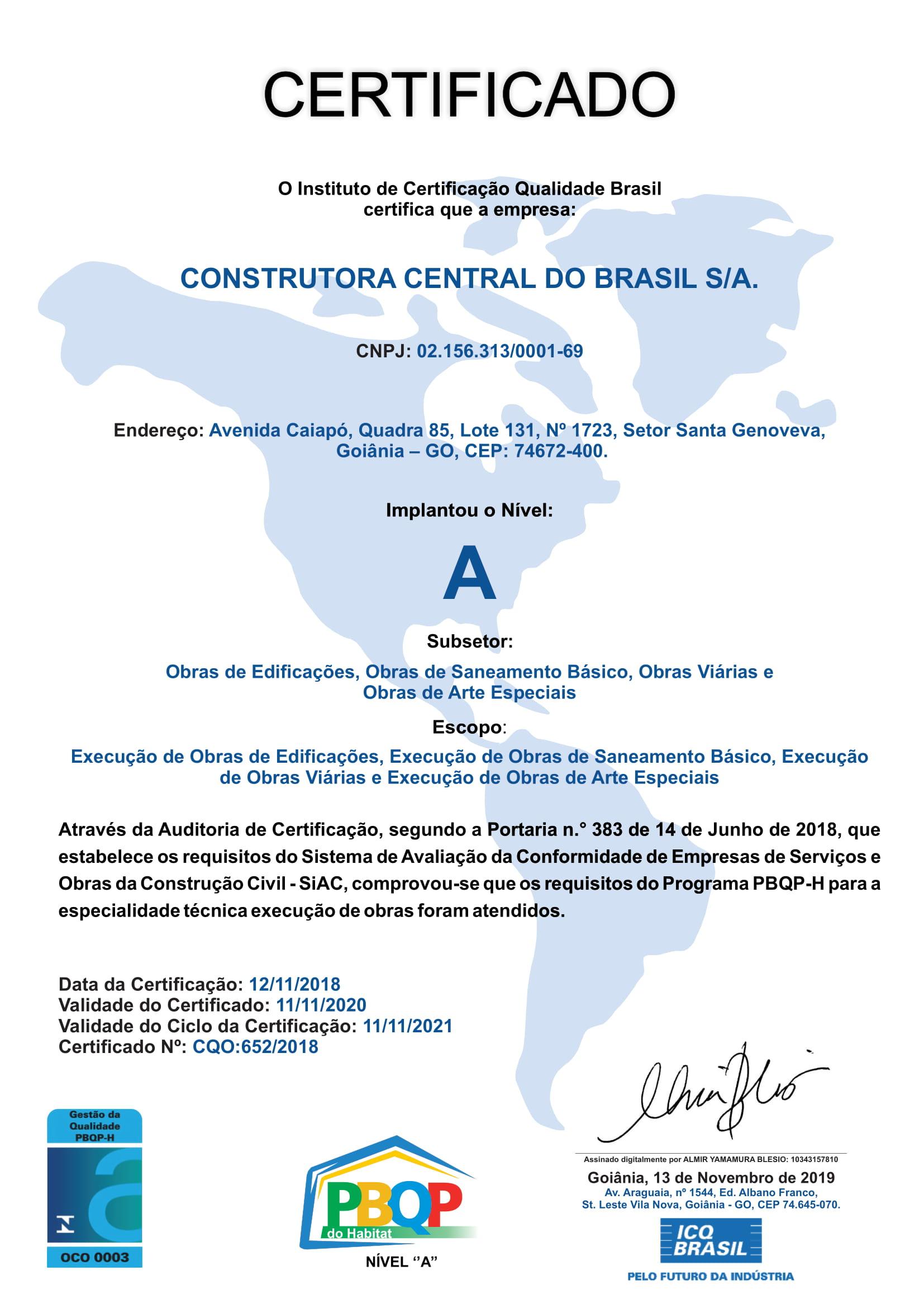 CERTIFICADO-DE-CONFORMIDADE-PBQP-H-SiAC-NIVEL-A-1