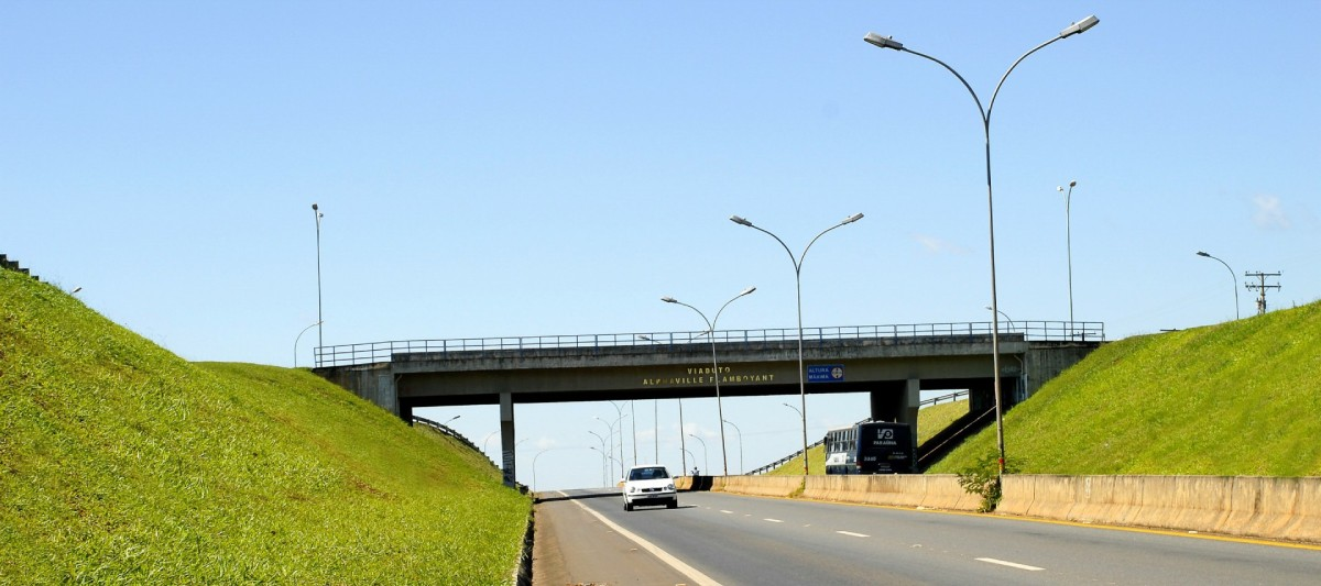 Viaduto-Alphaville-Goiânia-GO-extensão-60-m-