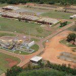 Estação de Tratamento de Esgoto Santo Antônio - GO